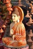 Fotografia religiosa do estoque da escultura Imagens de Stock Royalty Free