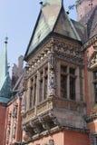 Fotografia retro do vintage da cidade de Wroclaw Imagens de Stock Royalty Free