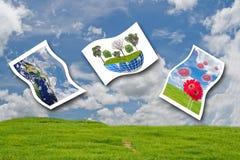 Fotografia środowisko. Zdjęcia Stock