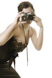 fotografia sepiowa Fotografia Stock