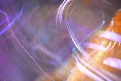 Fotografia skutki, tło, lekka abstrakcja Zdjęcie Stock