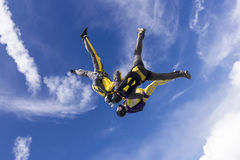 fotografia skydiving Obrazy Royalty Free