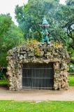 Fotografia struktura z elfem na wierzchołku obrazy royalty free