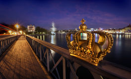 Sztokholm obrazy royalty free