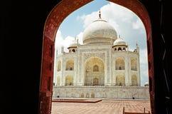 Fotografia Taj Mahal, India Zdjęcie Stock