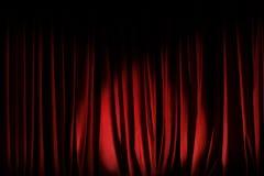 Fotografia teatralnie sceny Obraz Stock