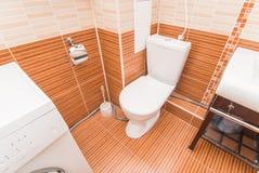 Fotografia toaletowy pokój fotografia royalty free