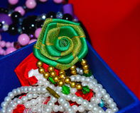 Fotografia verde do objeto Foto de Stock Royalty Free