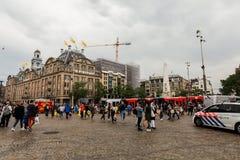 Fotografias van Amsterdam paisajes royalty-vrije stock foto