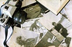 Fotografias velhas fotografia de stock royalty free