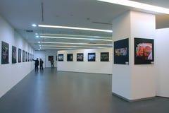 Fotografie-Ausstellung Stockfotos