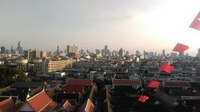 Fotografie Bangkok na górze Zdjęcie Royalty Free