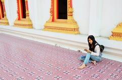 Fotografie bei Wat Ras Prakorngthum Lizenzfreie Stockbilder