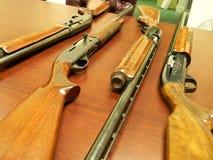 Fotografie della pistola Fotografia Stock Libera da Diritti