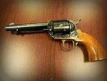Fotografie della pistola Immagini Stock Libere da Diritti