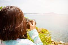 Fotografie der jungen Frau Lizenzfreies Stockbild