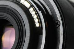 Fotografie objectief Royalty-vrije Stock Foto's