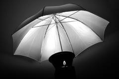 Fotografie-Studio Stobe-Blitz für das Licht-und Bild-Nehmen Lizenzfreie Stockbilder