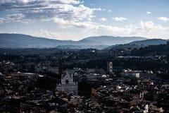 Fotografie van Florence, Italië royalty-vrije stock afbeelding