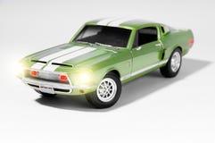 De Mustang GT500KR van Shelby Stock Foto's