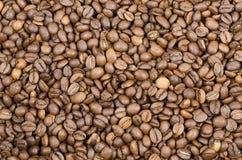 Fotografie van koffiebonen Royalty-vrije Stock Fotografie