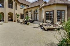 Fotografie van Real Estate royalty-vrije stock fotografie