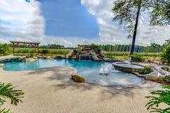 Fotografie van Real Estate royalty-vrije stock afbeelding