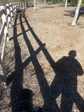 Fotografie-Weg Selfie Stockfotografie