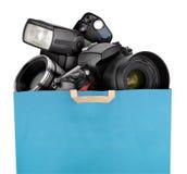 Fotografieausrüstung Lizenzfreies Stockbild