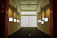 Fotografieausstellung Stockfoto