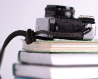 Fotografieboek Stock Afbeelding