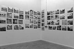 Fotografiecursus in vroegere zuivelfabriek, Nederland Royalty-vrije Stock Fotografie