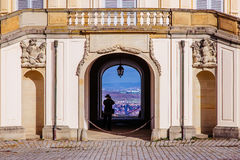 Fotografieren von Stuttgart Lizenzfreie Stockbilder