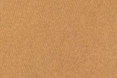 Fotografiet av återanvänder för Kraft för grovt korn gjord randig brun textur för Grunge papper royaltyfri fotografi