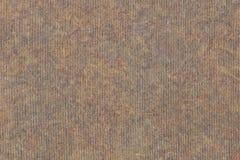 Fotografiet av återanvänder för Kraft för grovt korn gjord randig brun textur för Grunge papper fläckig royaltyfria foton