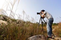 fotografii fotografa zabranie Zdjęcia Stock