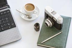Fotografii kamera Obrazy Stock