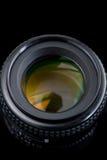 Fotografii kamery obiektyw. Obrazy Royalty Free