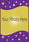 Fotografii karta Obrazy Royalty Free