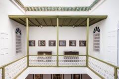 Fotografii muzeum, Marrakesh Fotografia Royalty Free