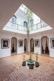 Fotografii muzeum, Marrakesh Zdjęcie Stock