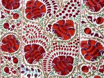 Fotografii tła Azjatycki Orientalny ornament na płótnie Zdjęcie Royalty Free