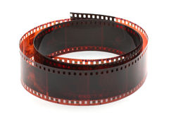 Fotografische film Royalty-vrije Stock Afbeeldingen