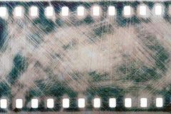Fotografische film Stock Afbeelding