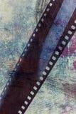 Fotografische filmstrook Royalty-vrije Stock Afbeelding