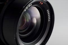 Fotografische lens Royalty-vrije Stock Fotografie