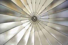 Fotografische studio weerspiegelende paraplu Stock Fotografie