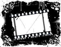 fotografisk filmram Arkivbild