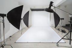 Fotografisk utrustning arkivfoto