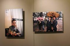 Fotografisk utställning för BRUNO BARBEY 'S Arkivbilder